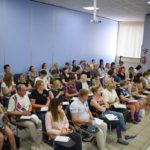 13 июля 2018 года на площадке СПб ГАУ «Центр трудовых ресурсов» состоялся семинар для работодателей «День трудовой миграции в СПб ГАУ ЦТР. Соблюдение трудового законодательства в отношении иностранных граждан».
