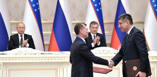 Министры труда России и Узбекистана договорились о сотрудничестве в социально-трудовой сфере