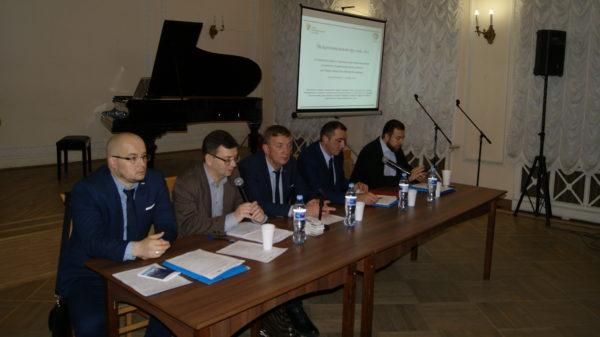Межрегиональный круглый стол «Социокультурная и правовая адаптация мигрантов в контексте межнационального диалога на Северо-западе Российской Федерации»